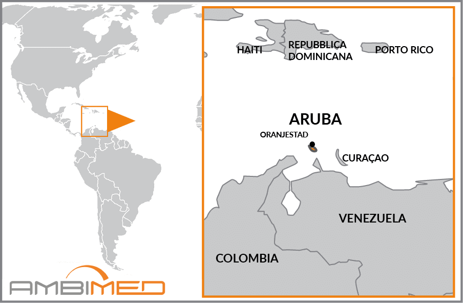 Cartina Geografica Haiti.Scheda Aruba Ambimed Group